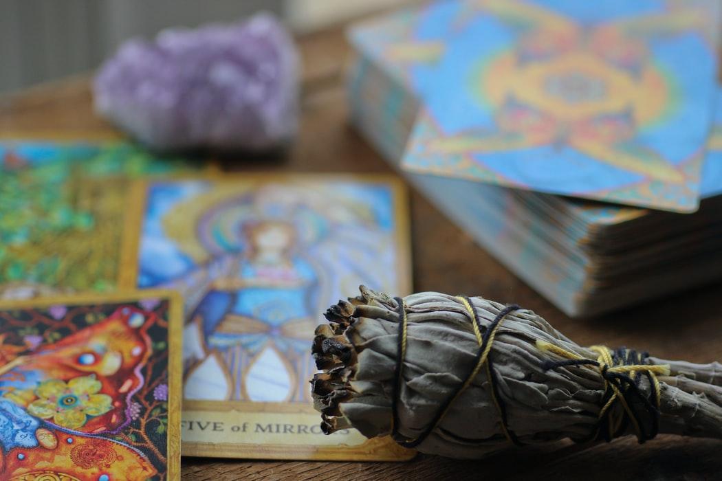 Hechizos - cartas